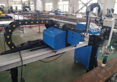 Pipe κοπής CNC πλάσμα μηχάνημα για μεταλλικό σίδηρο από ανοξείδωτο χάλυβα