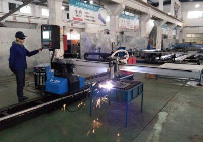 CNC φορητές πλάκες φλόγα σωλήνα κοπής σωλήνων από την Κίνα με εργοστασιακή τιμή